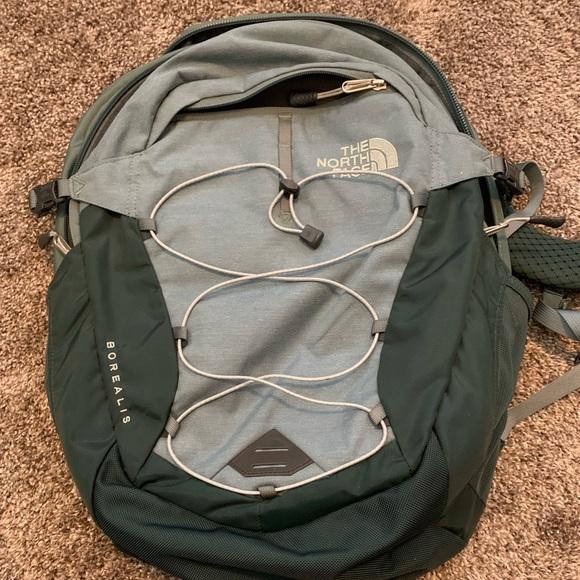 NWOT The Northface Borealis backpack